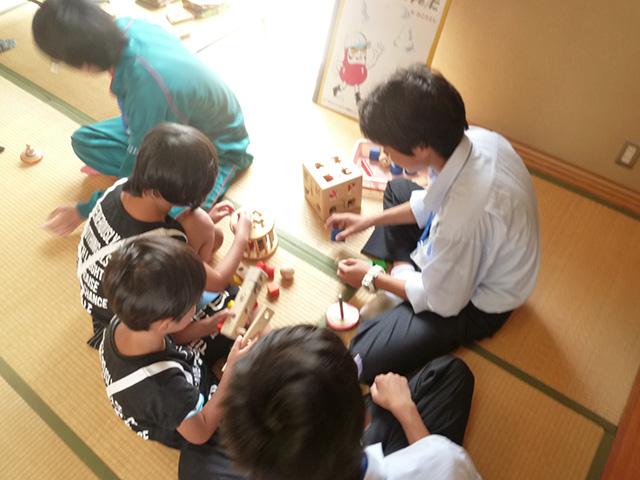 高校生ボランティアスクール